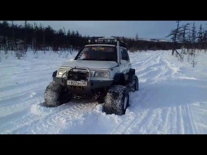 Дорога на Мелководную в Магадане « автомагадан